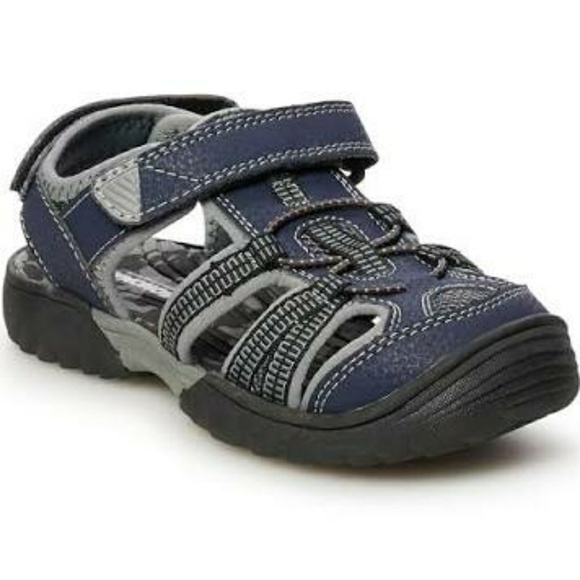 Sonoma Other - NWT Sonoma Navy Boy's Sandals 13,2,3,4,6 FirmPrice